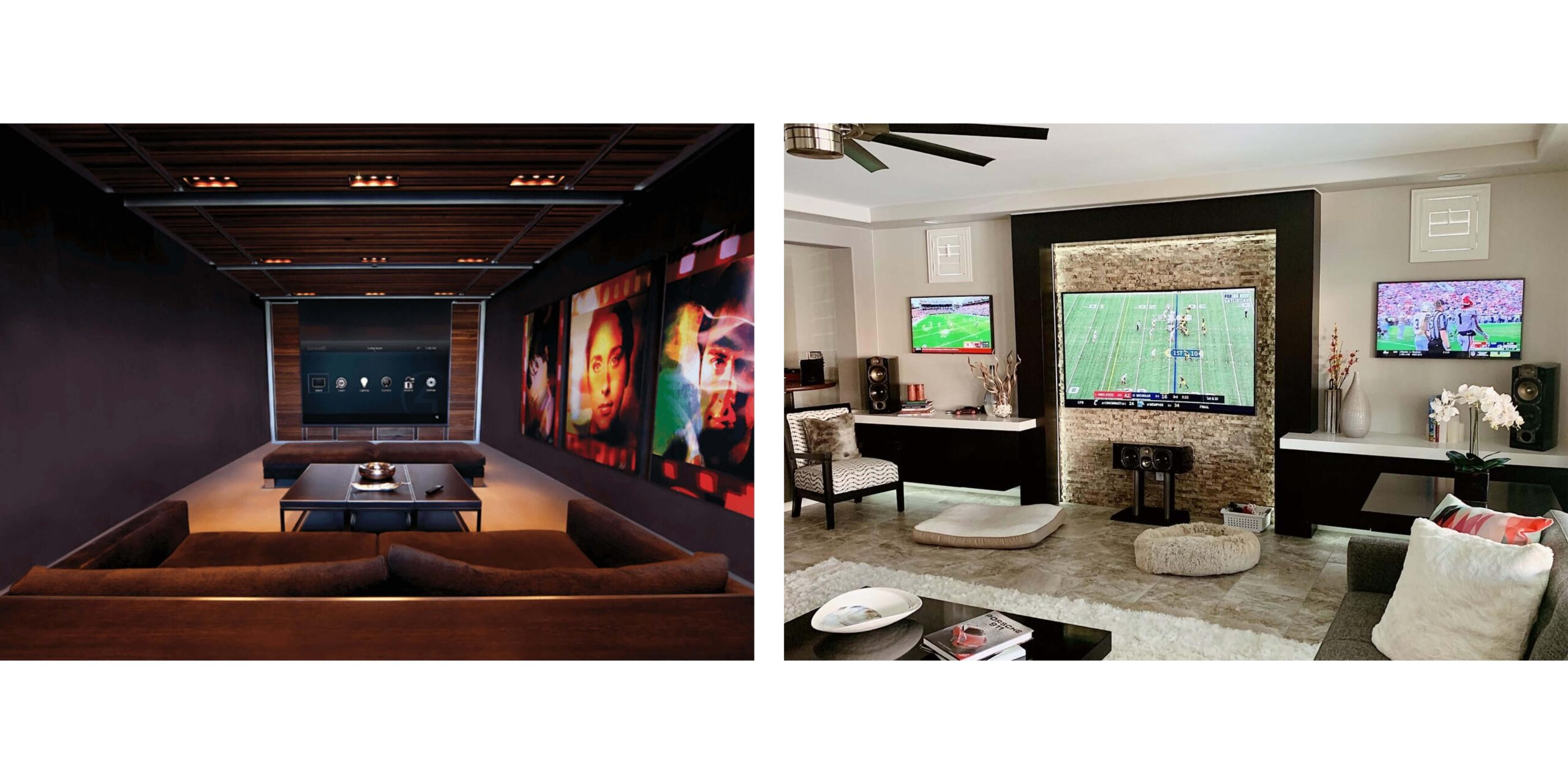 Home Theater vs. Media Room – What's the Difference?