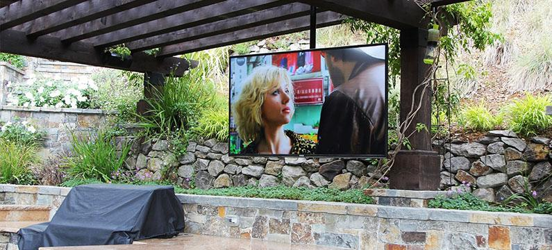 Outdoor AV for Spring!