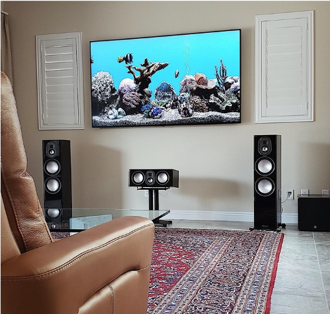 Maximize Your Home Entertainment Experience with Surround Sound