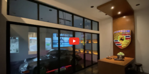 Video of a Mesa Ridge model garage