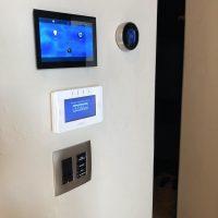 C4 TS, Alarm, Nest and Lighting