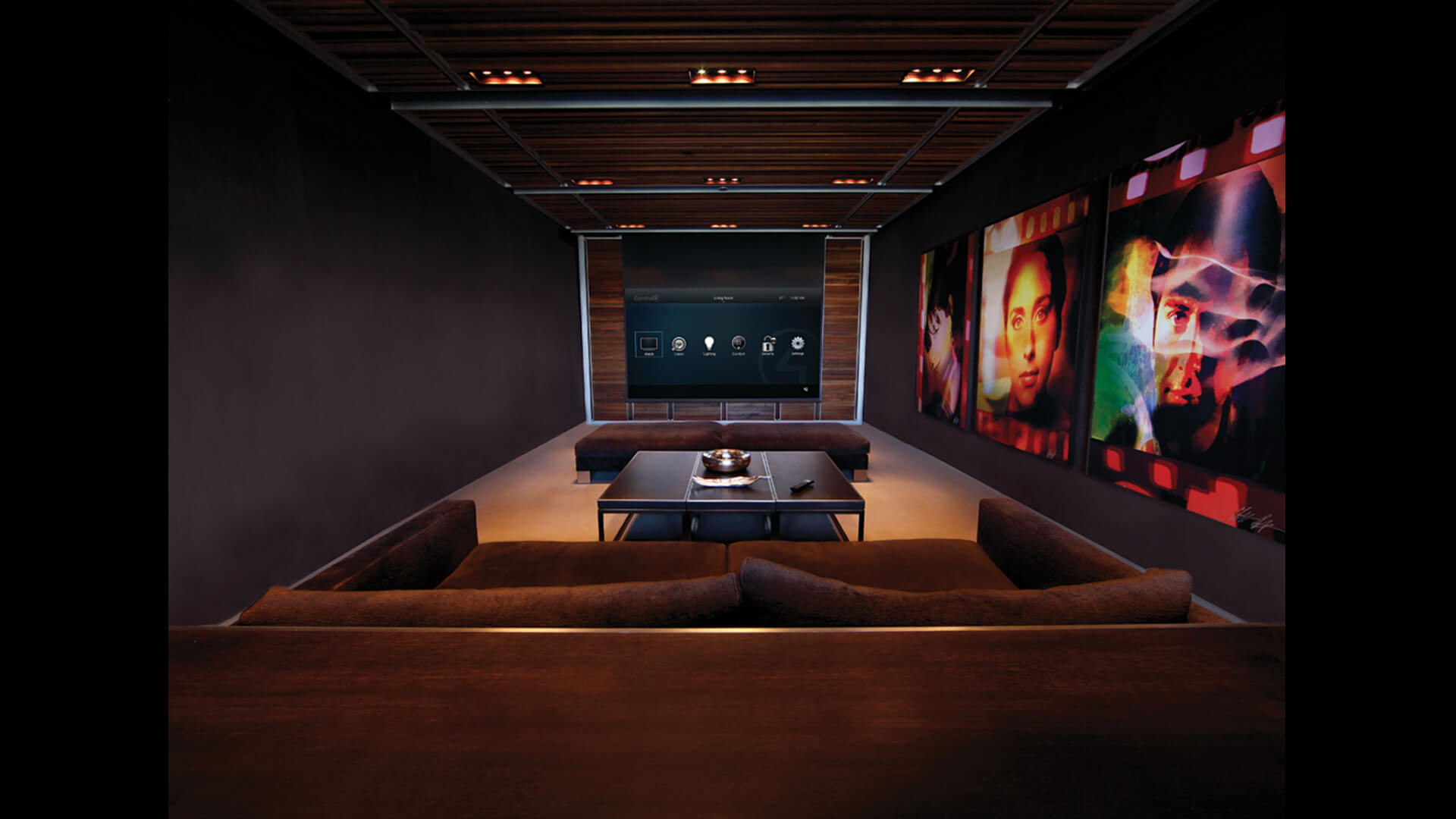 The Resurgence of Home Theaters